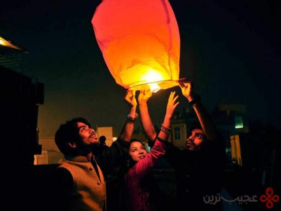۵ جشنوارهی دیوالی، هند