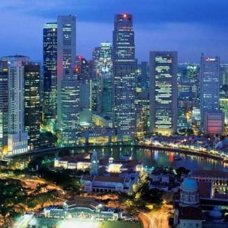 ۹ شهر سنگاپور، سنگاپور؛ ۷۵ آسمانخراش