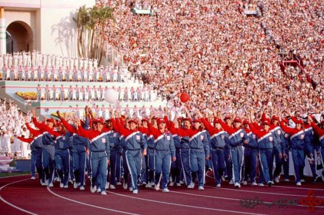 ۹ مسابقات المپیک سال ۱۹۸۴