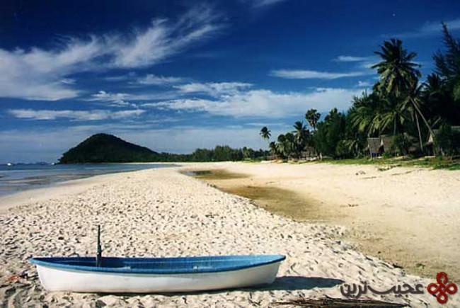 chumphon beach
