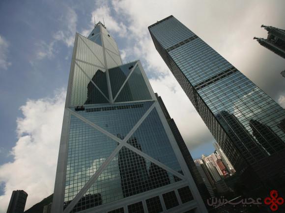 برج بانک چین، هنگکنگ