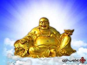 بودا چاق بود