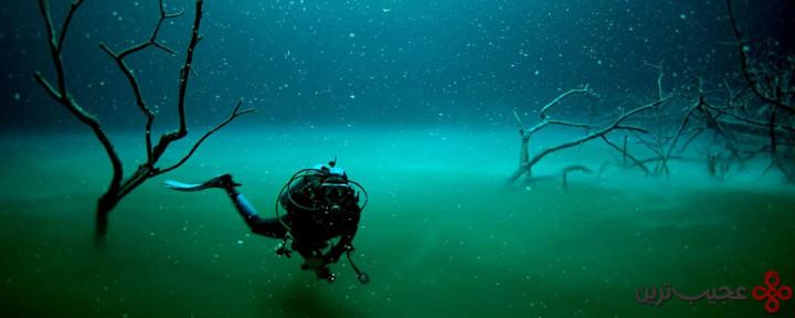 رودخانههای زیردریایی