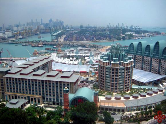 ریزورتس ورلد سنتوسا، سنگاپور