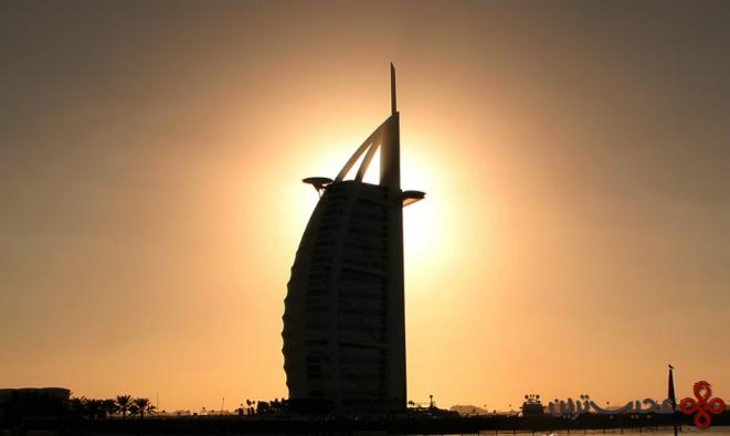 سوئیت سلطنتی در برج العرب