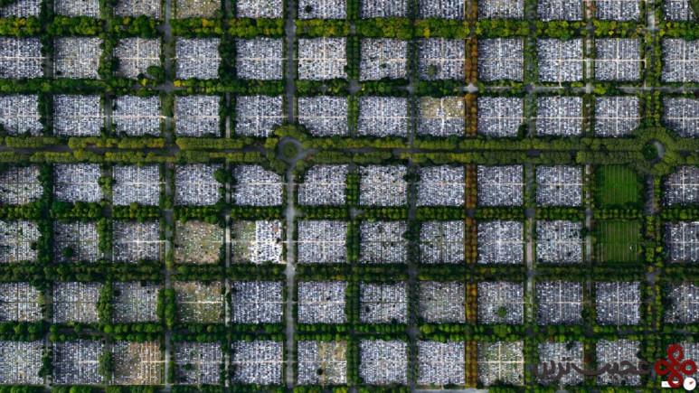 قبرستان بانکس، بانکس، فرانسه