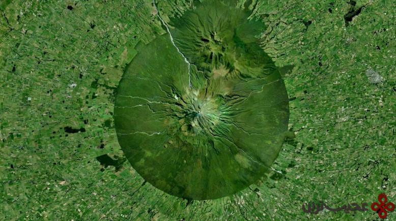 قله تاراناکی، جزیره شمالی، نیوزیلند