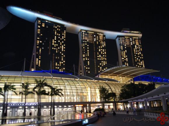 مارینا بیسندز، سنگاپور