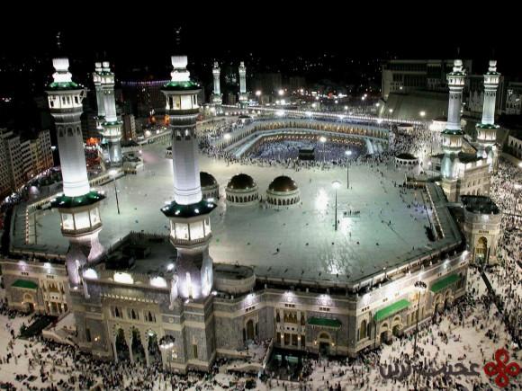 مسجد اعظم، مکه