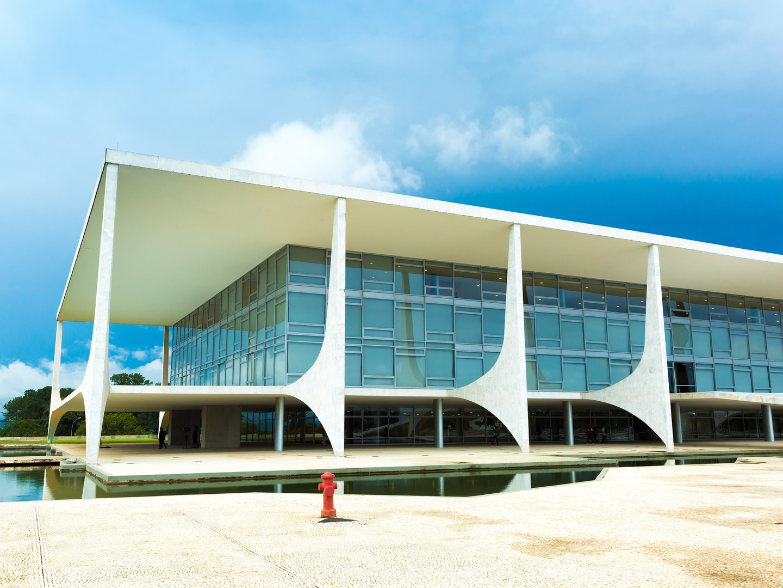 پالاسیو دا الورادا، برزیلیا، برزیل