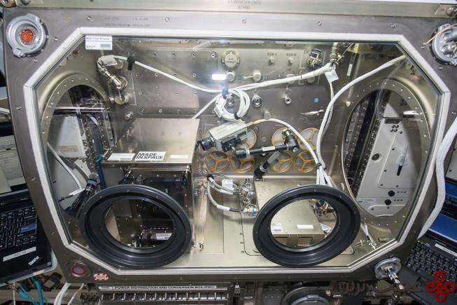 چاپ ابزارآلات مورد نیاز در فضا