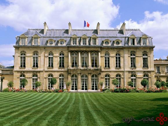 کاخ الیزه (Élysee palace)، پاریس، فرانسه