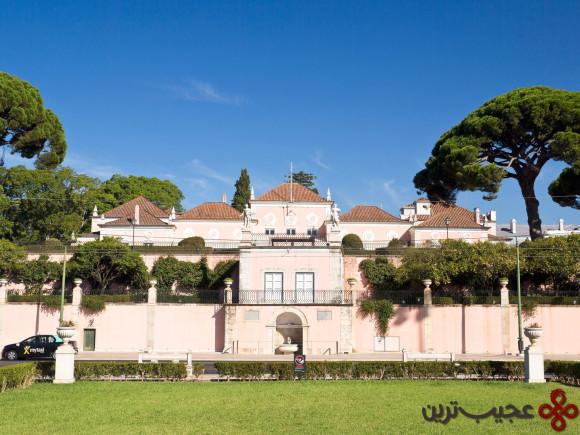 کاخ بلم (belem palace)، لیسبون، پرتغال