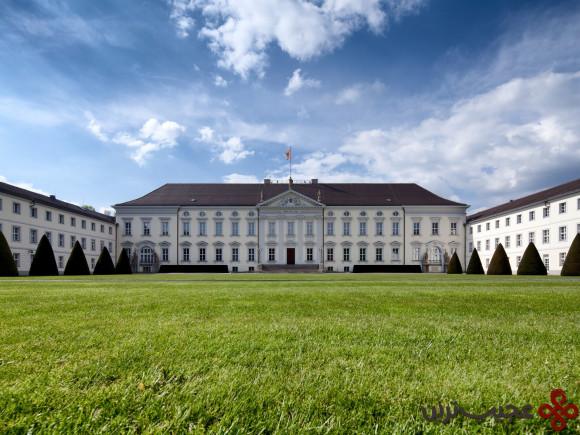 کاخ بلوو، برلین، آلمان