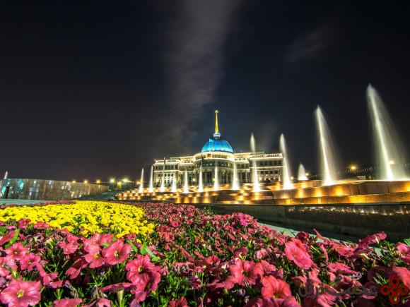 کاخ ریاست جمهوری آکوردا، آستانه، قزاقستان