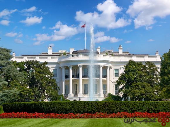 کاخ سفید، واشنگتن، آمریکا
