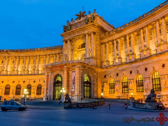 کاخ هافبورگ، وین، اتریش