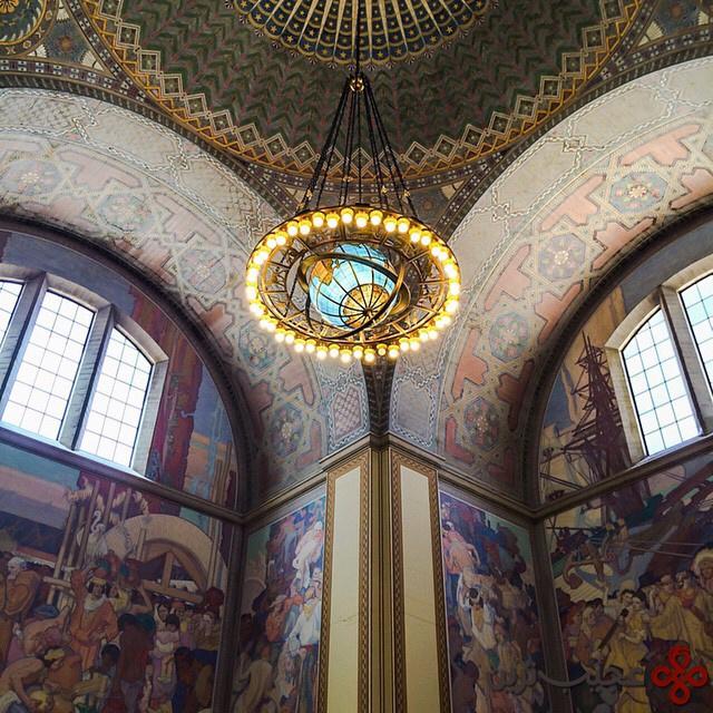 کتابخانهی عمومی لسآنجلس، کالیفرنیا
