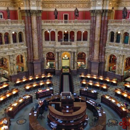 کتابخانهی کنگره، واشنگتن