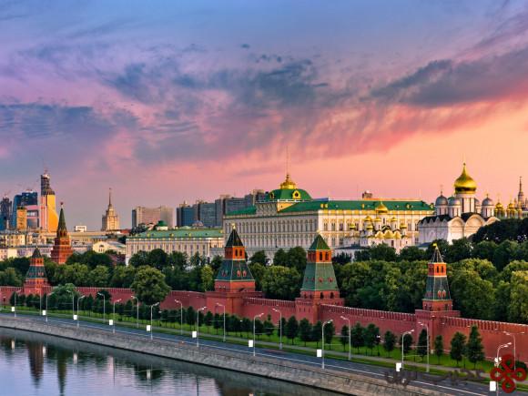 کرملین، مسکو، روسیه