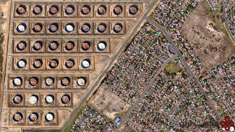 کیپ تون، آفریقای جنوبی