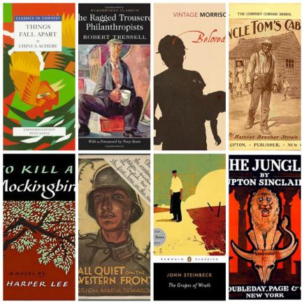 ۹ رمان که دنیا را تغییر دادند