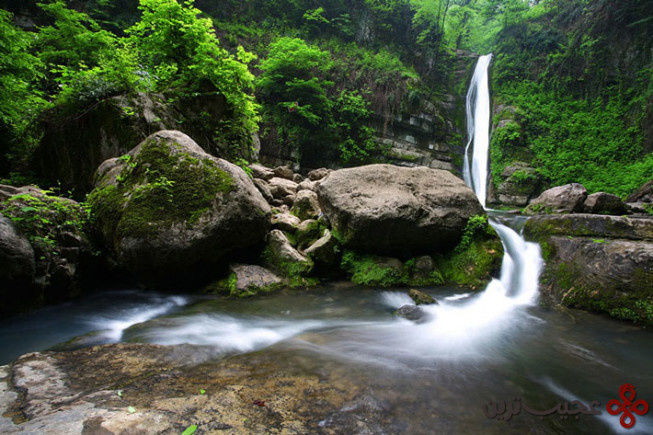 آبشارهای شیرآباد 1