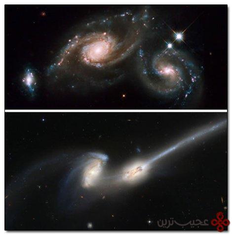آدمخوارهای کهکشانی ۴