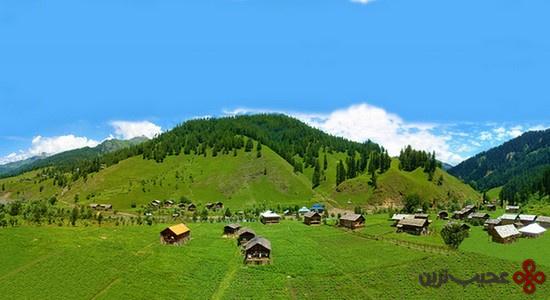 آرانگ کِل، درهٔ نیلام؛ کشمیر، پاکستان