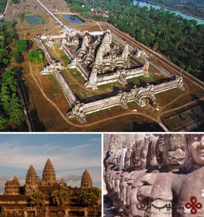 امپراتوری خمر، کامبوج (the khmer empire)