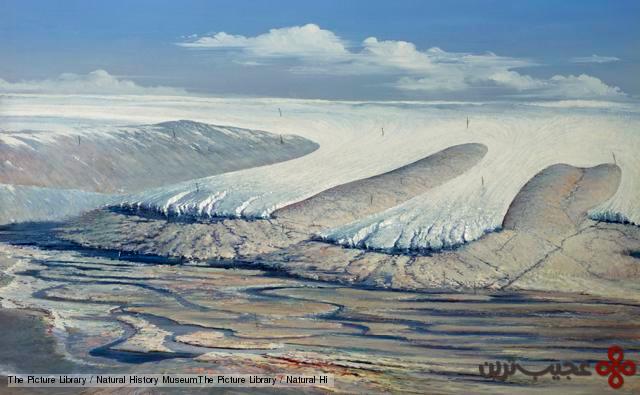 انقراض اردویسن سیلورین (ordovician silurian)