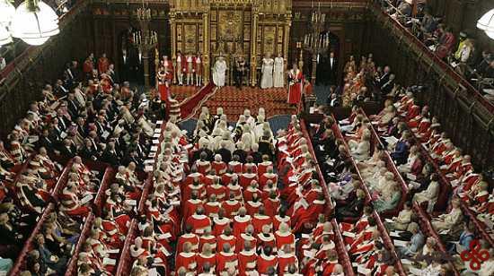 انگلستان؛ مردن در مجلس پارلمان
