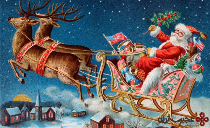 بابانوئل تنها شخصیت افسانهیی قطب شمال نیست