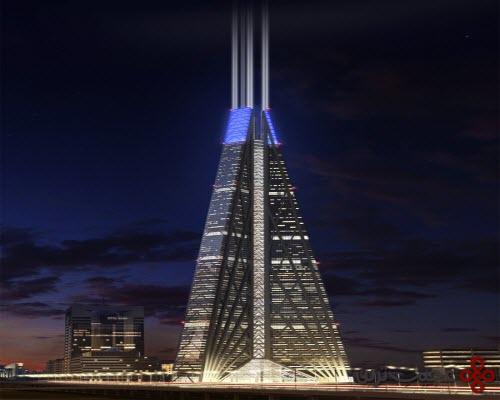 برج روسیه