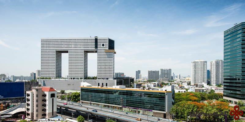 برج فیل، بانکوک، تایلند ۱