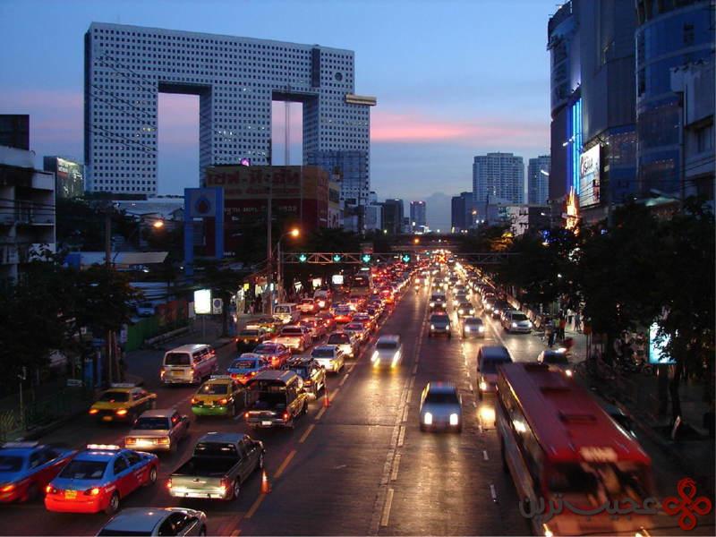 برج فیل، بانکوک، تایلند ۲