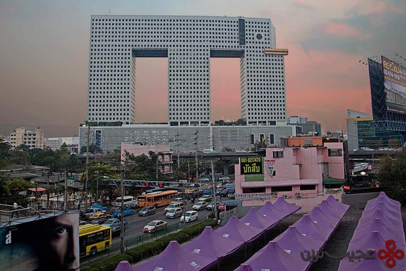 برج فیل، بانکوک، تایلند ۳