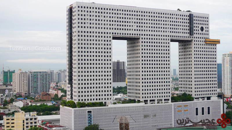 برج فیل، بانکوک، تایلند ۴