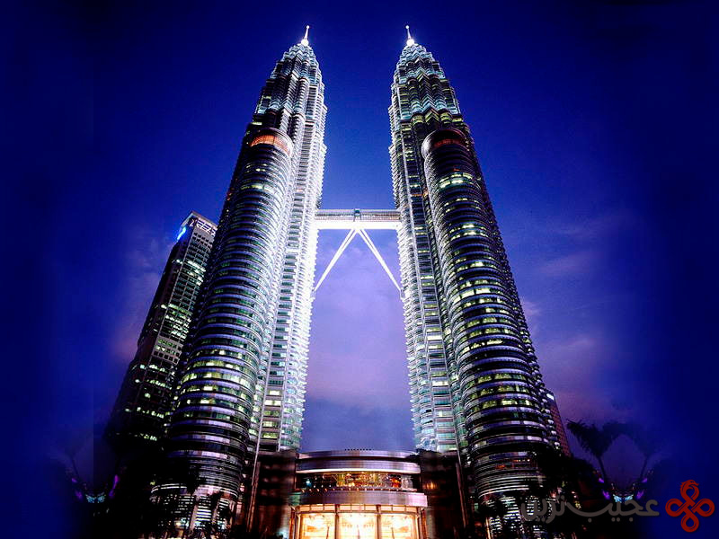 برج های دوقلوی پترانوس، کوالالامپور، مالزی ۱