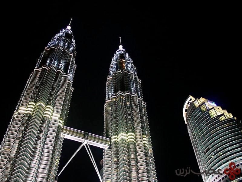 برج های دوقلوی پترانوس، کوالالامپور، مالزی ۳