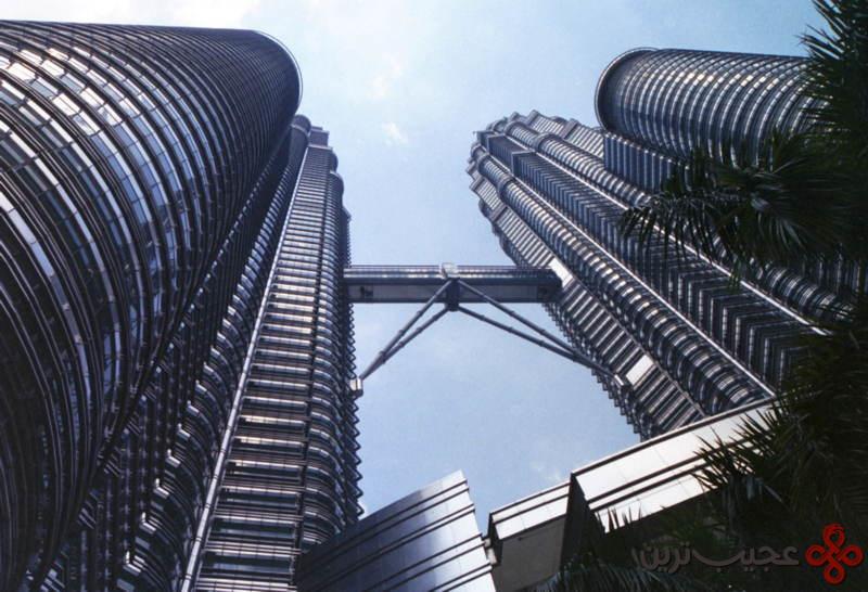برج های دوقلوی پترانوس، کوالالامپور، مالزی ۵
