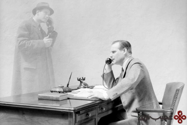 تلفن ارواح