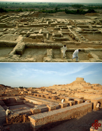 تمدن دره سند، پاکستان (the indus valley civilization)