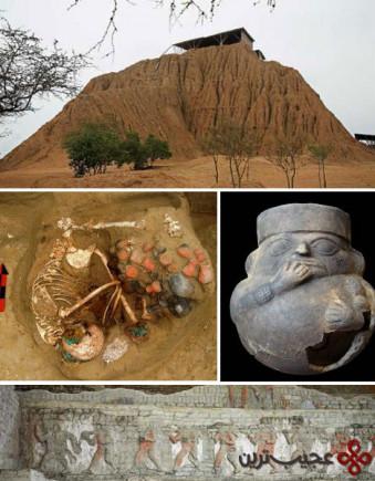 تمدن موچه (moche civilization)، پرو