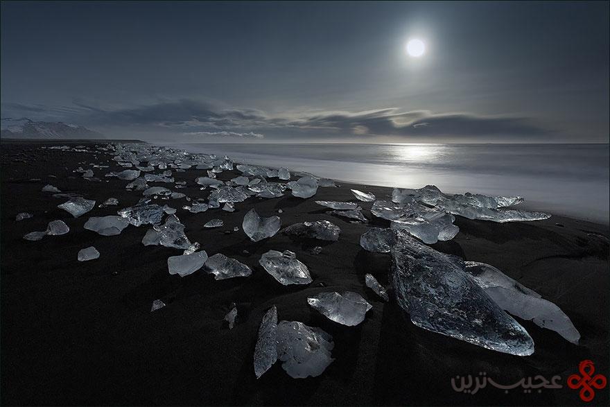 جوکوسارلون، ایسلند ۲