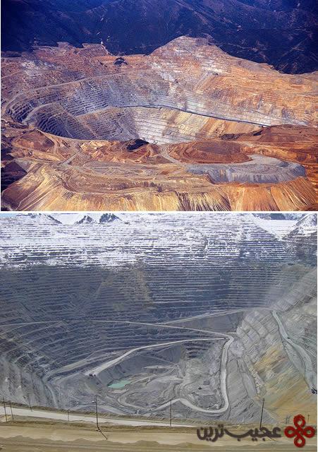 حفره معدن بینگهام کانیون