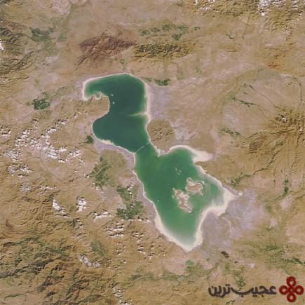 دریاچهٔ ارومیه