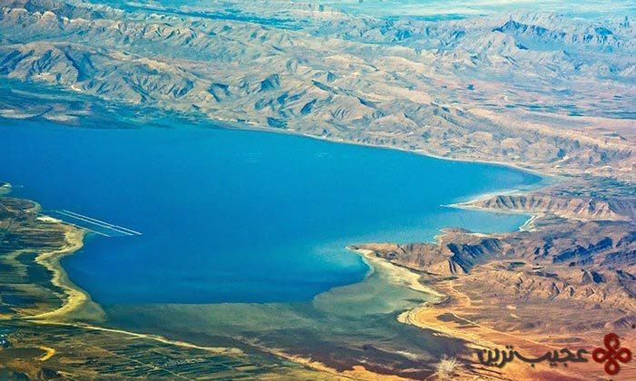 دریاچهٔ مهارلو