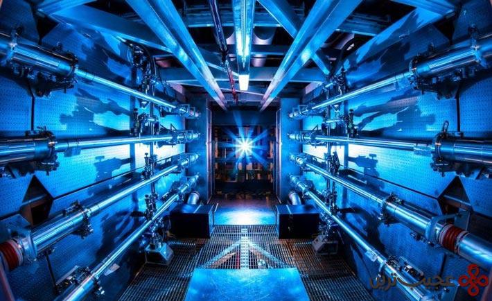 رأکتور همجوشی پایدار (رأکتور فیوژن)
