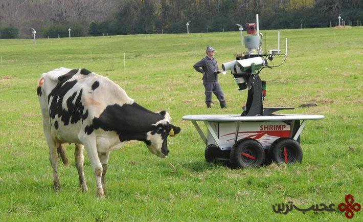 روباتهای کشاورزی